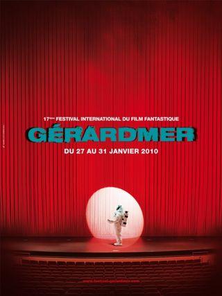 Affiche festival Gérardmer